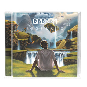 "GReeeN ""Highland"" Album CD. 15 Songs von GReeeN aus dem Album ""Highland"" (2020) inklusive Ab & An, Orchidee und High Dude"